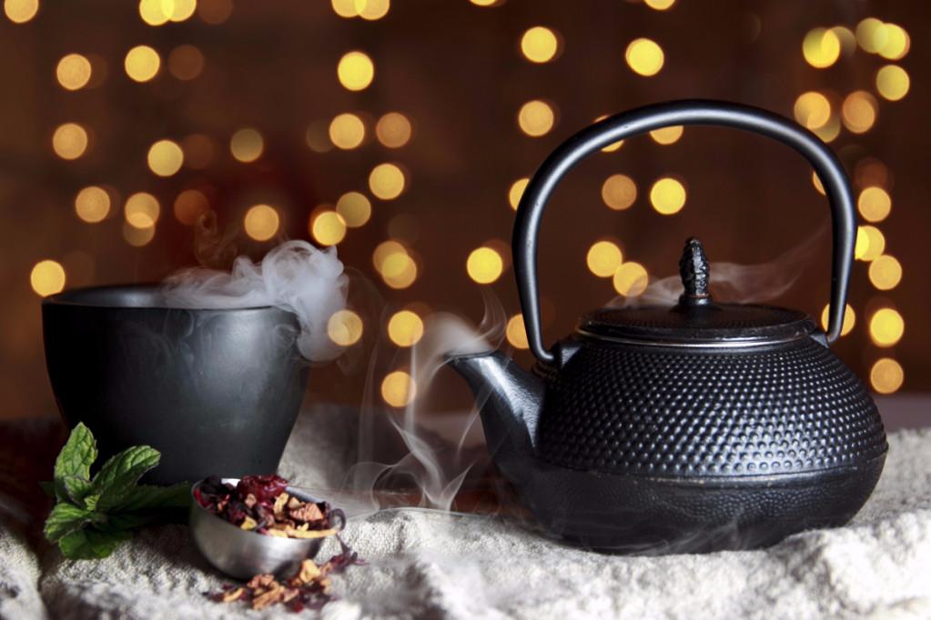 frisk te